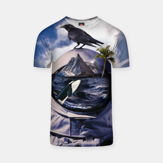 Thumbnail image of Island T-shirt, Live Heroes