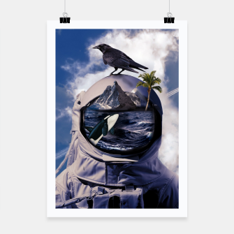 Thumbnail image of Island Poster, Live Heroes