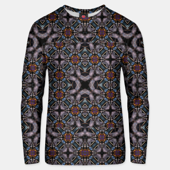 Thumbnail image of Chic Fractal Ornate Print Pattern Unisex sweater, Live Heroes
