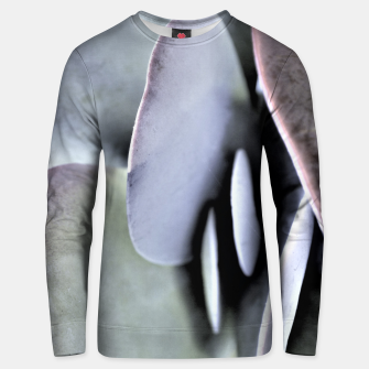 Thumbnail image of Succulent Leaves Unisex sweater, Live Heroes
