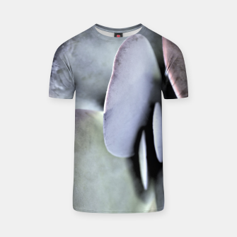 Thumbnail image of Succulent Leaves T-shirt, Live Heroes