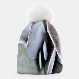Thumbnail image of Succulent Leaves Beanie, Live Heroes