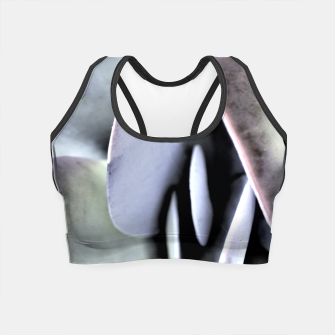 Thumbnail image of Succulent Leaves Crop Top, Live Heroes
