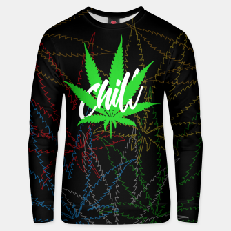 Thumbnail image of Chill Unisex sweater, Live Heroes