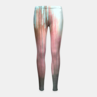 Miniatur Bring me light Girl's leggings, Live Heroes