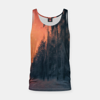Miniatur Fire in the sky Tank Top, Live Heroes