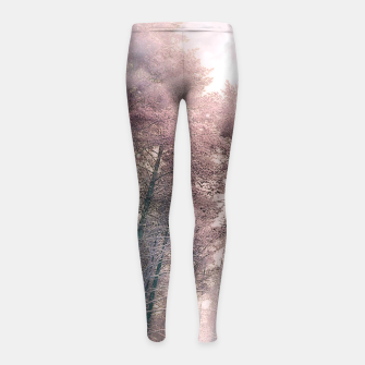 Miniatur Head in the clouds Girl's leggings, Live Heroes