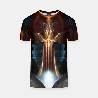 Thumbnail image of The Trilicon T-shirt, Live Heroes