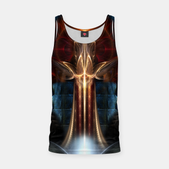 Thumbnail image of The Trilicon Tank Top, Live Heroes