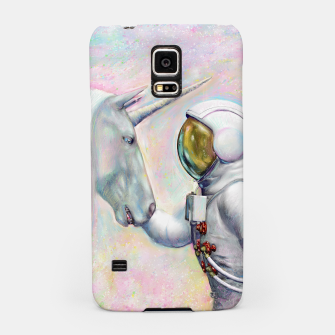 Thumbnail image of Unicorn and Astronaut Handyhülle für Samsung, Live Heroes