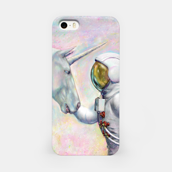 Thumbnail image of Unicorn and Astronaut iPhone-Hülle, Live Heroes