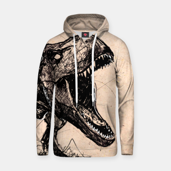 Thumbnail image of T-Rex Sudadera con capucha, Live Heroes