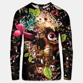 Thumbnail image of Skully Unisex sweater, Live Heroes