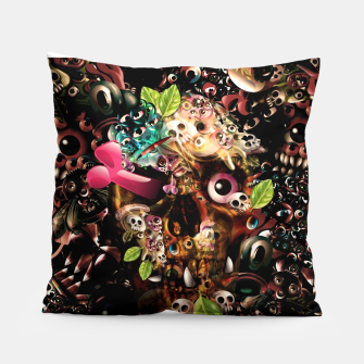 Miniatur Skully Pillow, Live Heroes