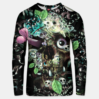 Thumbnail image of Skully Night Unisex sweater, Live Heroes
