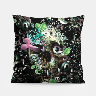 Miniatur Skully Night Pillow, Live Heroes