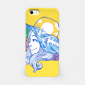 Thumbnail image of Happy Vacation iPhone Case, Live Heroes