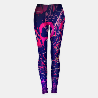 Thumbnail image of variations Leggings, Live Heroes