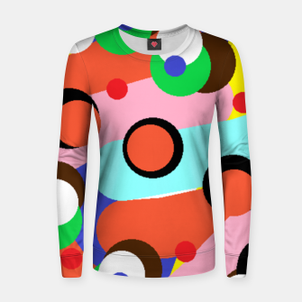 Thumbnail image of Apple-1 Women sweater, Live Heroes