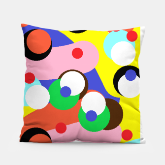 Thumbnail image of Apple-1 Pillow, Live Heroes