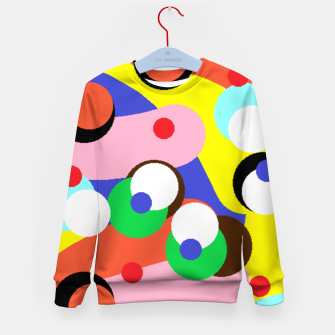 Thumbnail image of Apple-1 Kid's sweater, Live Heroes