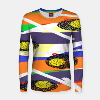 Thumbnail image of Apple-2 Women sweater, Live Heroes