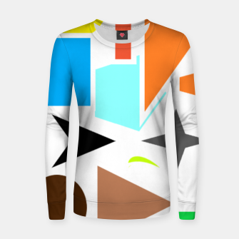 Thumbnail image of Apple-3 Women sweater, Live Heroes