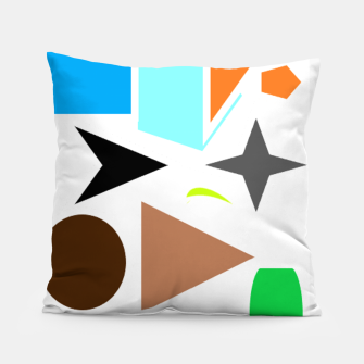 Thumbnail image of Apple-3 Pillow, Live Heroes