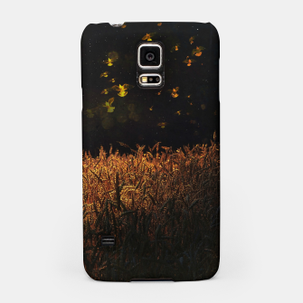 Thumbnail image of Golden wings Samsung Case, Live Heroes