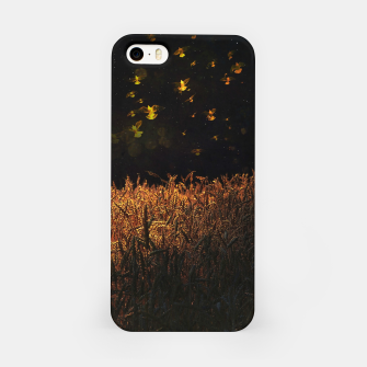 Thumbnail image of Golden wings iPhone Case, Live Heroes