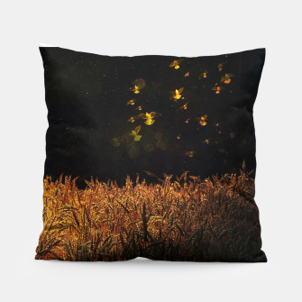 Thumbnail image of Golden wings Pillow, Live Heroes