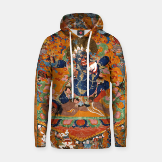 Thumbnail image of Yama Yamantaka Lord of Death Hoodie, Live Heroes