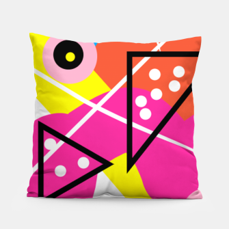 Thumbnail image of Apple-5 Pillow, Live Heroes