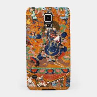 Thumbnail image of Yama Yamantaka Lord of Death Samsung Case, Live Heroes