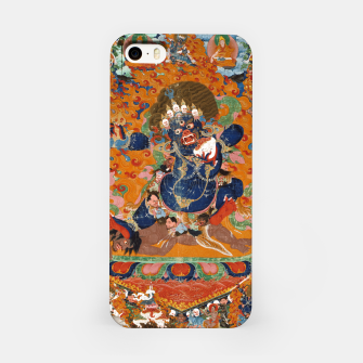 Yama Yamantaka Lord of Death iPhone Case thumbnail image