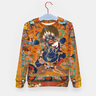 Yama Yamantaka Lord of Death Kid's sweater thumbnail image