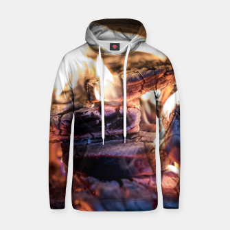 Thumbnail image of domestic fire #1 Hoodie, Live Heroes