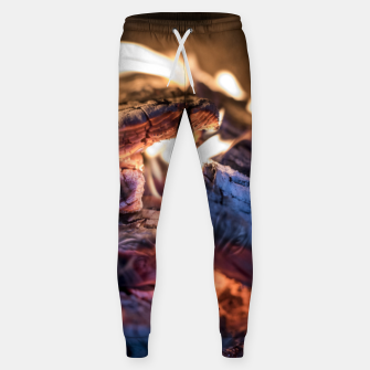 Thumbnail image of domestic fire #1 Sweatpants, Live Heroes