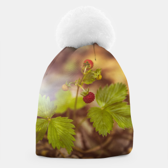 Thumbnail image of wild strawberry #1 Beanie, Live Heroes