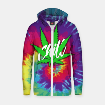Miniature de image de Chill Vibes Zip up hoodie, Live Heroes