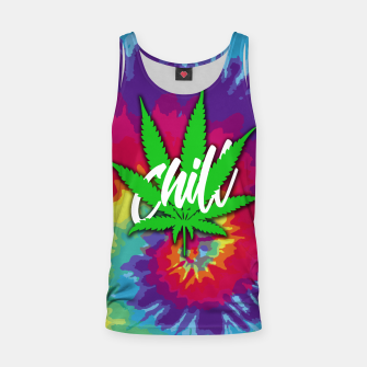 Thumbnail image of Chill Vibes Tank Top, Live Heroes