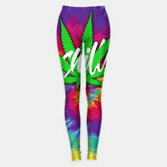 Miniaturka Chill Vibes Leggings, Live Heroes