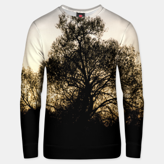 Thumbnail image of silhouette #1 Unisex sweater, Live Heroes