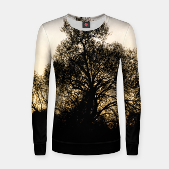 Thumbnail image of silhouette #1 Women sweater, Live Heroes