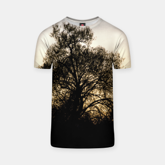 Thumbnail image of silhouette #1 T-shirt, Live Heroes