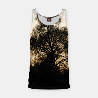 Thumbnail image of silhouette #1 Tank Top, Live Heroes
