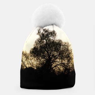 Thumbnail image of silhouette #1 Beanie, Live Heroes