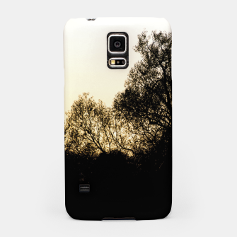Thumbnail image of silhouette #1 Samsung Case, Live Heroes