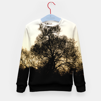 Thumbnail image of silhouette #1 Kid's sweater, Live Heroes