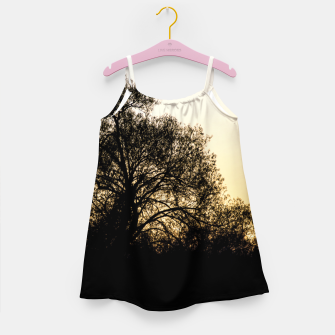 Thumbnail image of silhouette #1 Girl's dress, Live Heroes